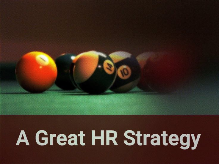 How to design a great business HR Strategy