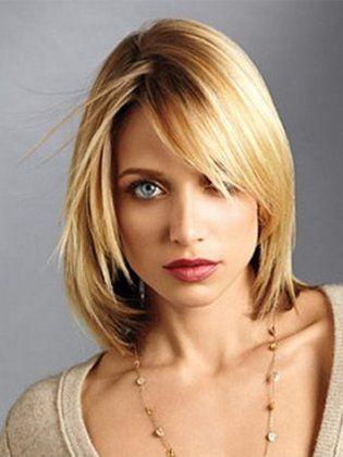Tagli di capelli 2015 media lunghezza