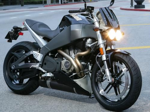 Harley sports bike: Buell X12