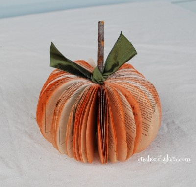 Bring on the fall decor