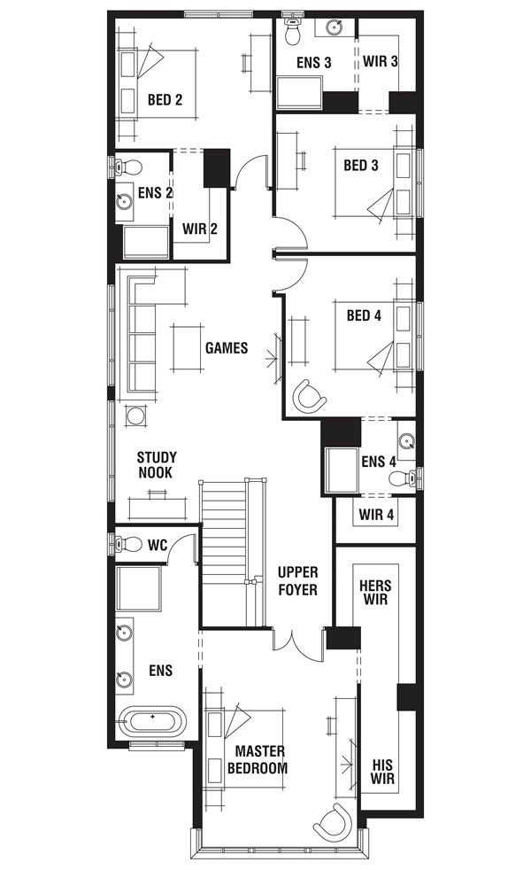 1000 images about arch floor plans on pinterest house for Porter davis waldorf b