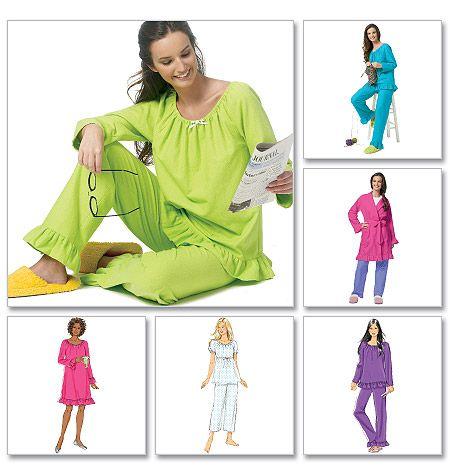 Cute and easy pyjamas: Pajamas, Clothing Patterns, Patterns Butterick, Butterick Patterns, Pjs, Patterns I D, Printable Patterns, Sewing Patterns