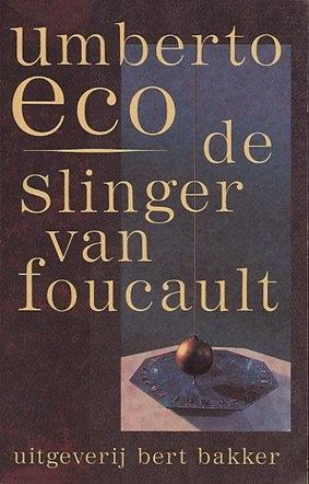 Umberto Eco De Slinger van Foucault