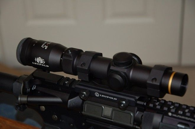 AR Scope Mount Systems   --There are a variety of ways to mount optics on AR rifles.   --Posted by Dr. John