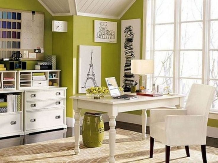 Creative Home Office Ideas: 28 Best Images About Home Office Interior Design Ideas And