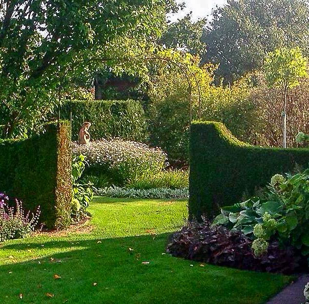 Gartenreportage Ein Gartentraum Auf Sand Gebaut Garten Garten Planen Englischer Garten