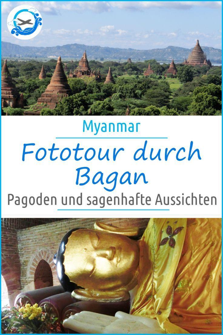 Bagan in Myanmar ist ein Traum. Diese wunderschöne Gegend bietet mehrere Tausend Tempel und Pagoden, alles erkundbar mit Pferdekutsche. Perfekt für eine Reise nach Myanmar mit Kindern, denn Burma bietet so viel zu sehen.