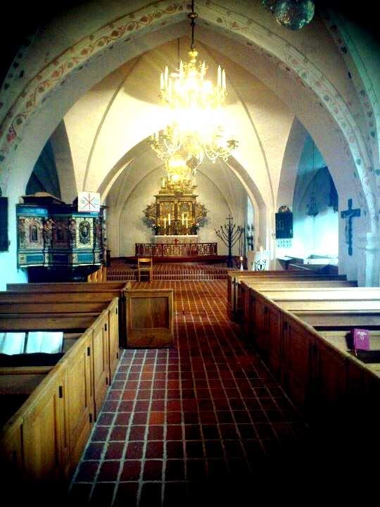 The Church in Raus, Helsingborg