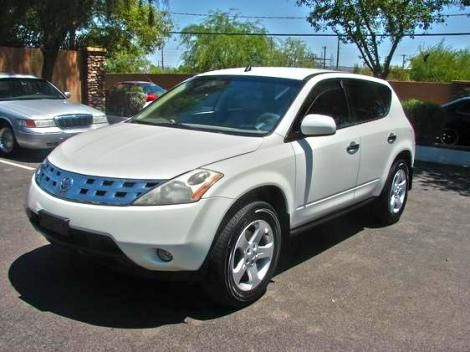 Used Nissan Murano '04 For Sale in AZ — $7695