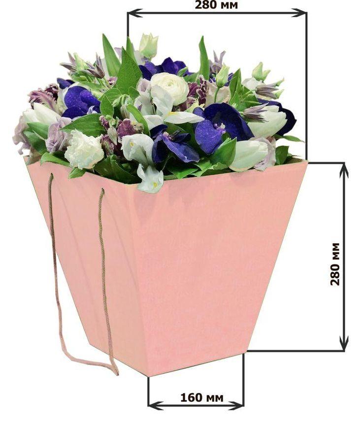 фото Коробки для цветов (букетов)