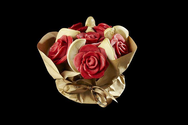 #Amorino propose un #bouquetglacé pour la #fêtesdesmère ! http://hommedeco.fr