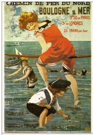 Histopale vous propose de découvrir quelques affiches anciennes vantant les beautés de la Côte d'Opale et de ses plages ainsi que les voyages en chemin de fer de Berck à Calais en passant par Le Portel , Boulogne ,Wimereux , Wissant et Sangatte . Les plus belles stations balnéaires de la Côte d'Opale