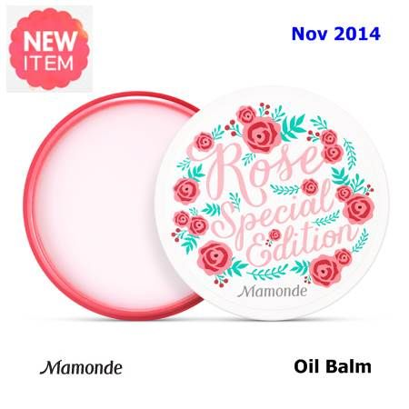 New Nov 2014   $16.9   [ Mamonde ] Rose Oil Beauty Balm 30g Holiday Limited Edition(New2014), Korean Best Cosmetics, Free Shipping