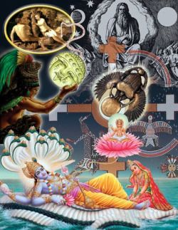 differences between greek creation myth and In the japanese creation myth this comparative paragraph analyzes the similarities and differences between a greek myth more about creation in mythology essay.