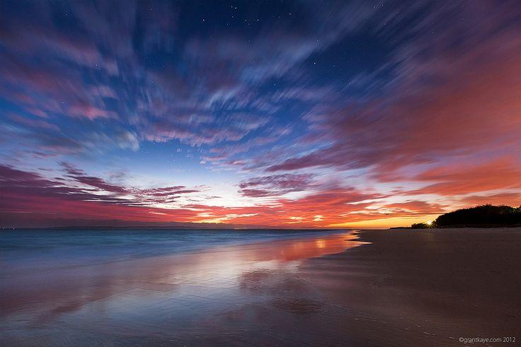 Dawn, Bribie Island