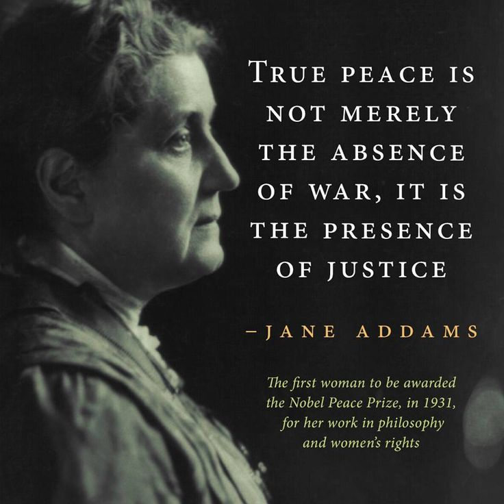 Jane Addams. A social activist who founded Hull House in Chicago. 1889