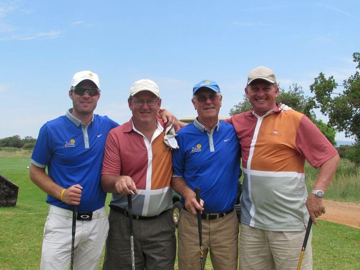 Elebula Golf Tournament 2014 - Day 1.