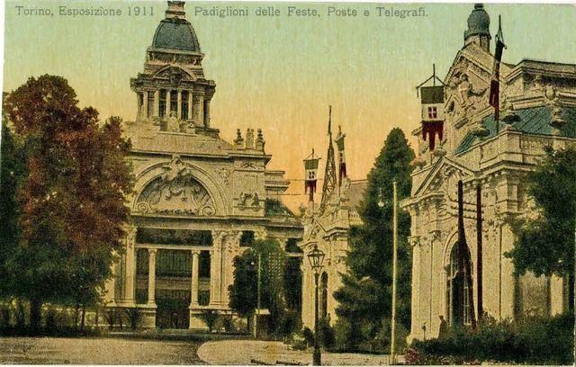 A World's Fair in Italy: #Turin 1911
