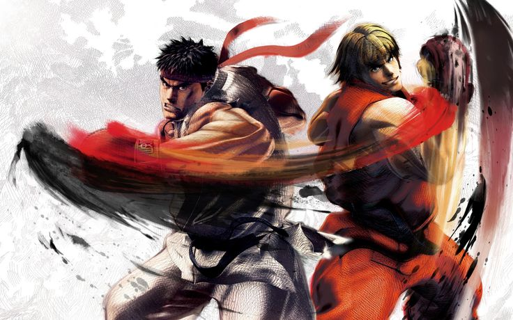 Download Free Modern Street Fighter HD The Wallpapers 1920x1080px ...