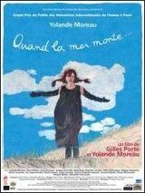 """CINE(EDU)-391. Cuando sube la marea. Dir. Yolande Moreau, Gilles Porte. Francia, 2004. Drama. Unha actriz, que percorre os escenarios da Francia rural co seu monólogo """"Sexo e Crime"""", coñece e se namora dun home que, a partir dese momento, colaborará no seu espectáculo. Unha sentida homenaxe ao mundo dos cómicos. http://kmelot.biblioteca.udc.es/record=b1456954~S1*gag"""