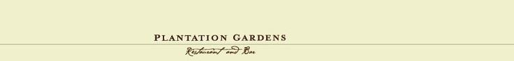 Plantation Gardens Restaurant - Poipu, Kauai, Hawaii. Pretty sure I will make this my splurge dinner!