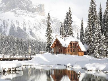 Emerald Lake Lodge, BC, Canada
