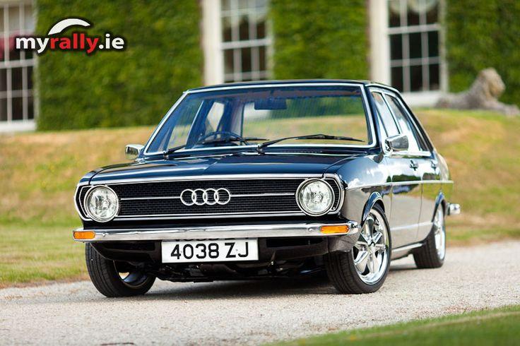 Audi A80 Tipo B1