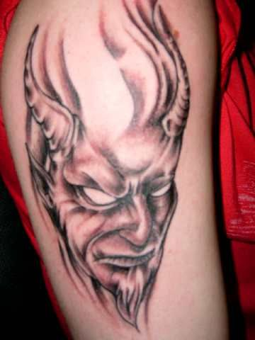 devil tattoo designs for men - Google zoeken
