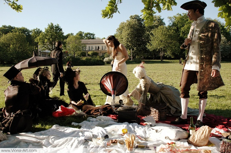 Victorian Picnic '08 - So want to go =(