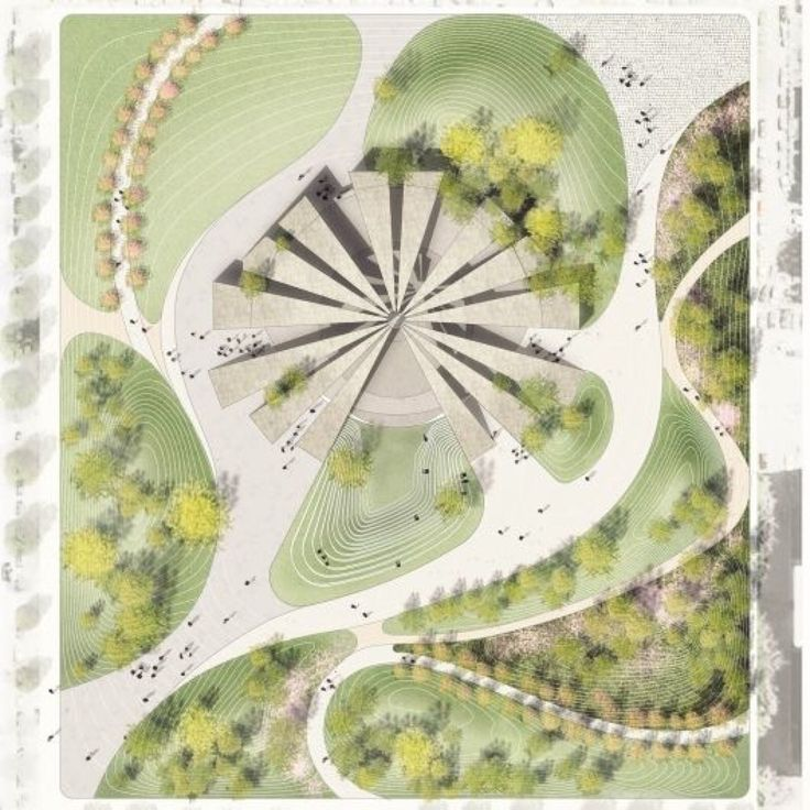 Best 25 landscape architecture drawing ideas on pinterest for Landscape plan rendering