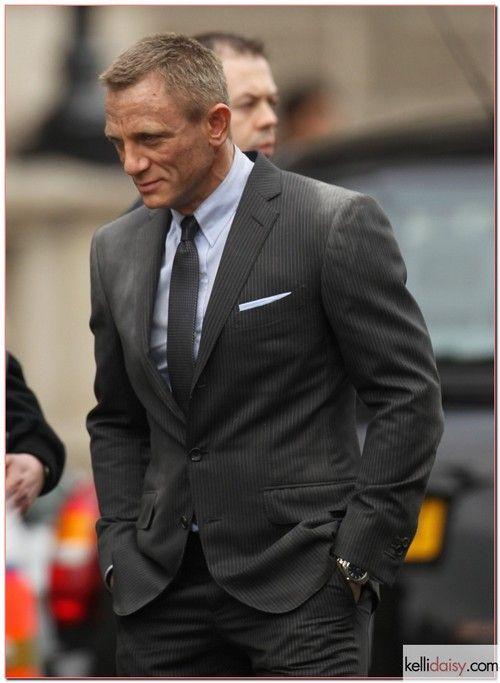 Bond, James Bond  credit to: pinterest.com/shutterbugs132/great-people/