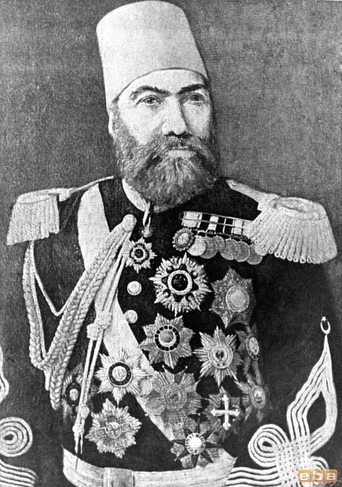 Gazi Osman Pasha