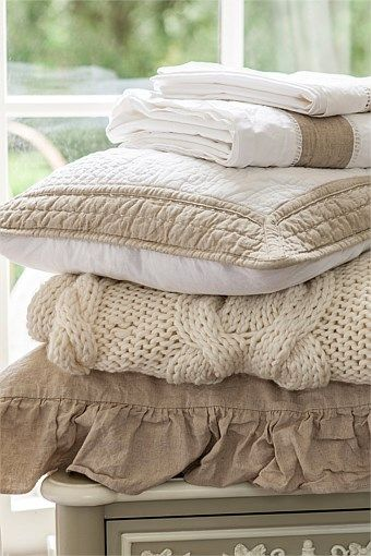 Bed Linen & Bedding Sets | Bedroom Decor Online - Trelise Cooper Frilly Love Songs European pillowcase - EziBuy Australia