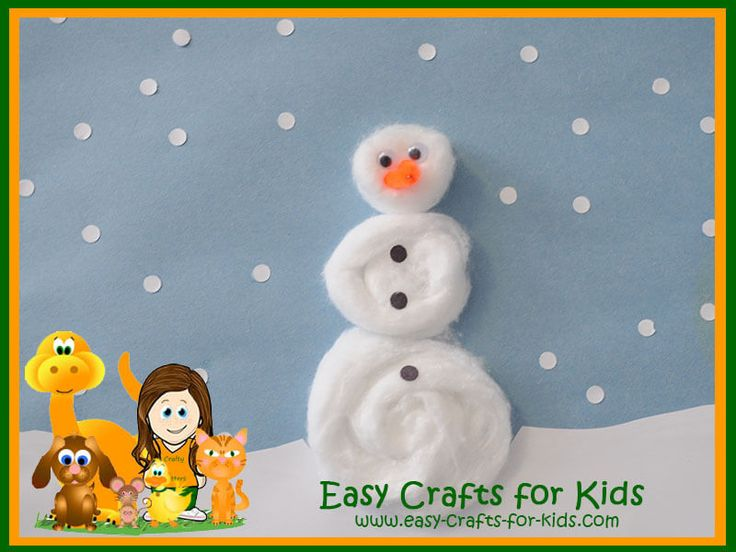Xmas Arts And Crafts For Kids