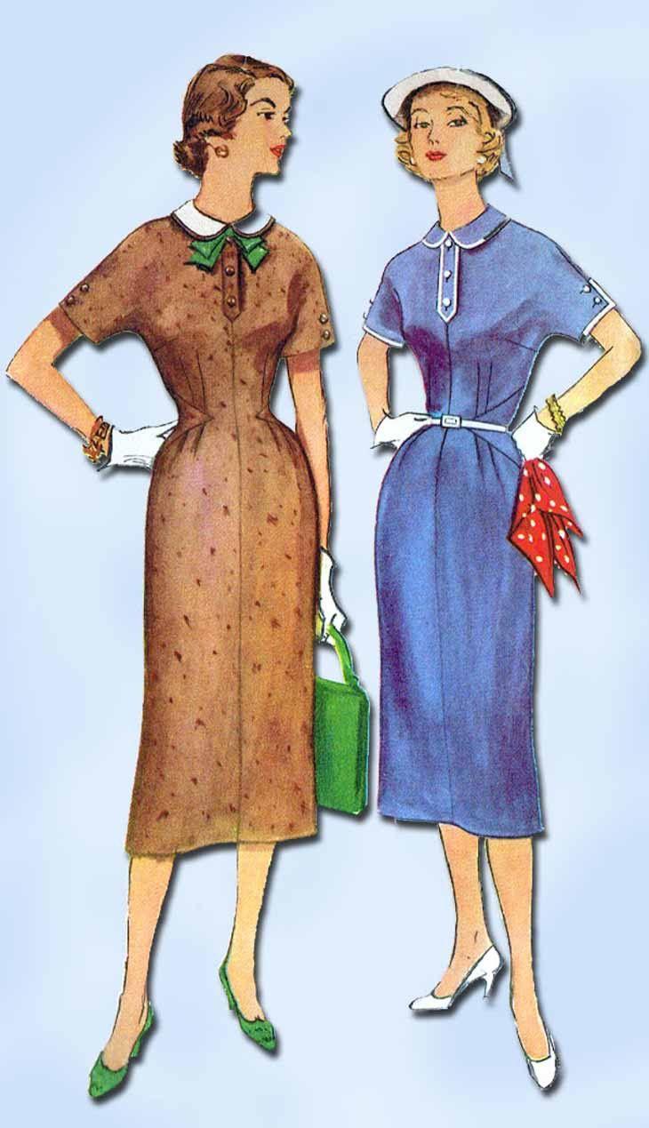 442 besten Mode 1950 - 1959 Jahren Bilder auf Pinterest | Vintage ...