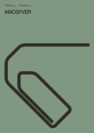 MACGYVER / DESIGN BY EXERGIAN