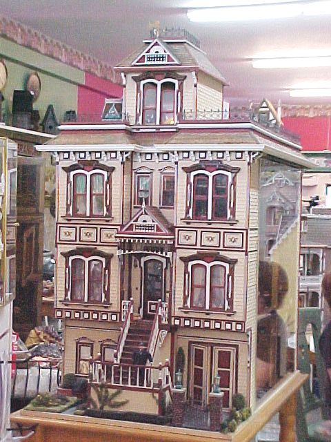 Victorian House Furniture 116 best victorian dollhouses images on pinterest | miniature