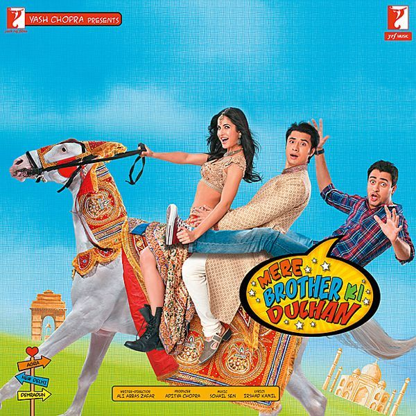Awesome Bollywood: Mere Brother Ki Dulhan « Album Art India – Download Album Art Of Boll... Bollywood Check more at http://kinoman.top/pin/12036/