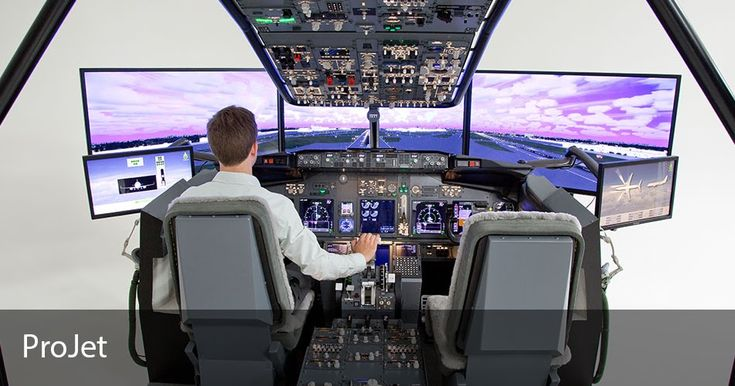 Also known as the 'FatJet', the FJ2000 is a fixed-base, open-cockpit trainer modeled on a narrow-body jet airliner. It is designed to be used in a classroom environment as a systems and procedures trainer.