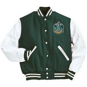 Slytherin Varsity jacket