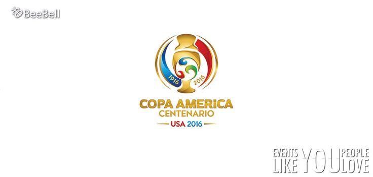 logo copa america usa 2016 | logos copa america | pinterest | copa