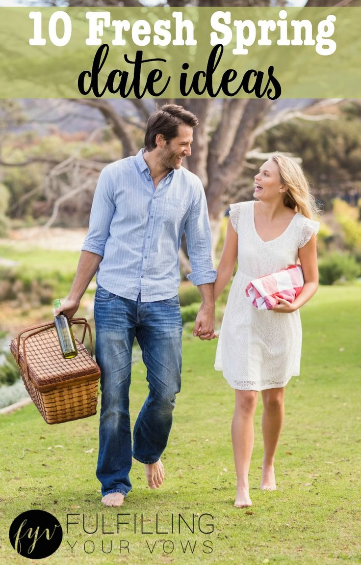 Date Ideas for Married Couples - For Your Marriage