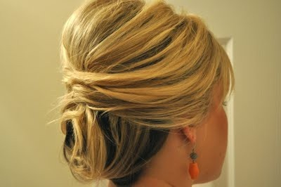 Updo for short hair.: Hair Ideas, Full Updo, Small Things Blog, Hair Tutorials, Bridesmaid Hair, Shorts Hair, Hair Style, Hair Updo, Ball Hairstyles