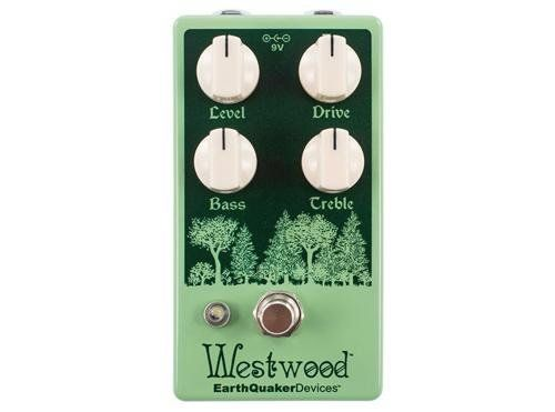 EarthQuaker Devices Westwood Translucent Drive Manipulato...