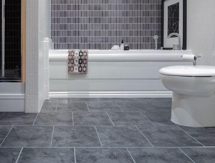 Les Meilleures Idées De La Catégorie Lino Salle De Bain Sur - Lino dans salle de bain