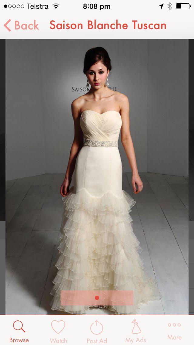 12 best Find me a Wedding dress used dresses for sale☺ images on ...