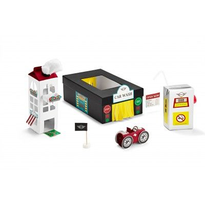 Детская игра MINI KIDS CRAFT SET AUTOMOTIVE http://bmwlife.style/index.php?route=product/product&product_id=1044