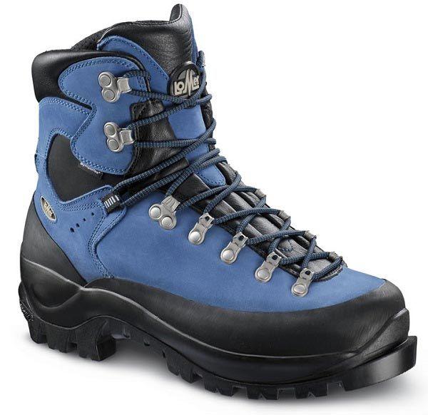 Четирисезонни мъжки туристически обувки Lomer Everest STX, висок клас, устойчиви и стабилни, със 100% водонепромокаема и дишаща мембрана Sympatex
