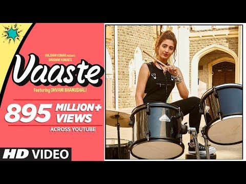 Download Music Vaaste Song Dhvani Bhanushali Tanishk Bagchi Nikhil D Bhushan Kumar Radhika Rao Vinay Sapru Just For You Documentar Di 2020 Lagu Video Aplikasi