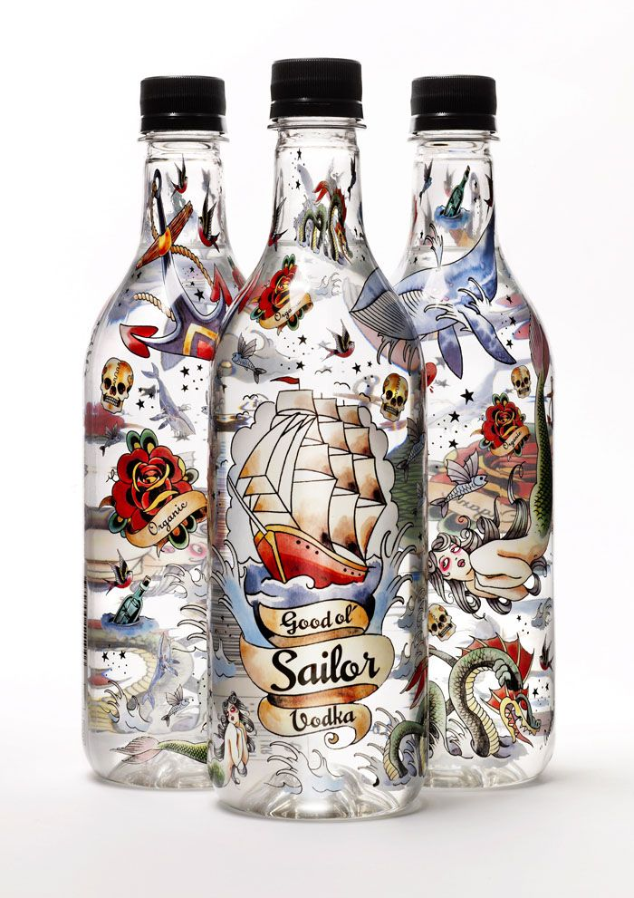 "Good ol' Sailor Vodka  www.LiquorList.com ""The Marketplace for Adults with Taste!"" @LiquorListcom   #LiquorList.com"
